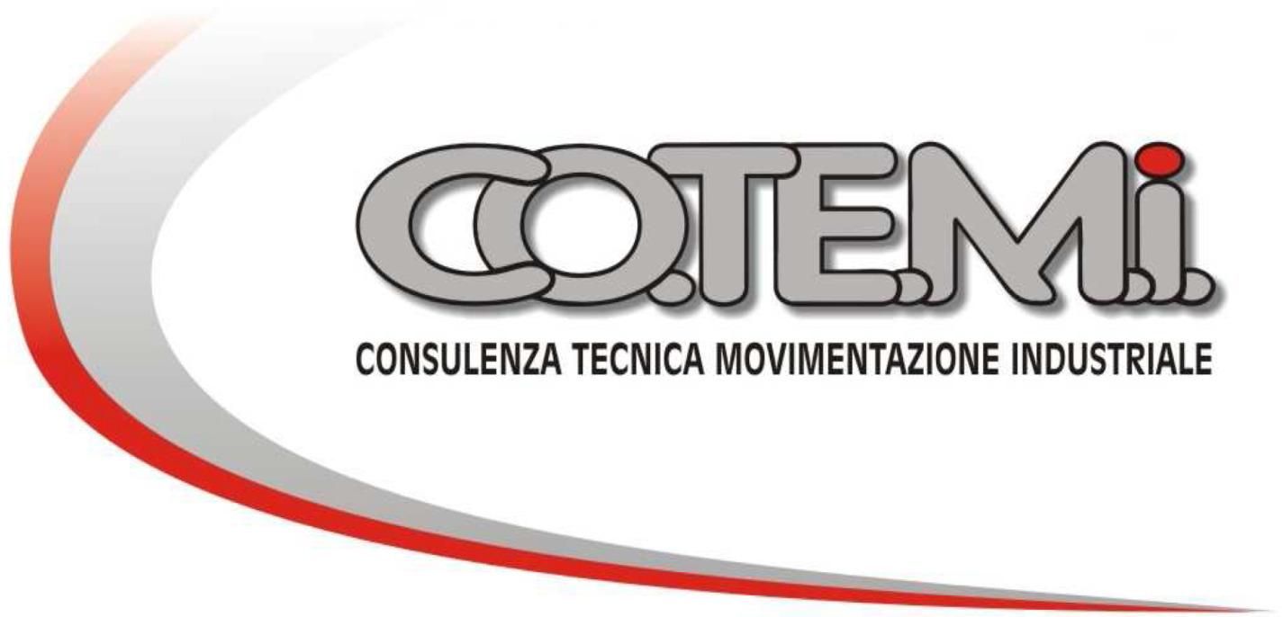 CO.TE.MI | Consulenza Tecnica Movimentazione Industriale